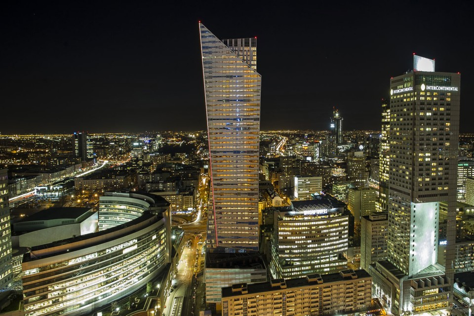 Daniel Libeskind excited about ZŁOTA 44 reborn