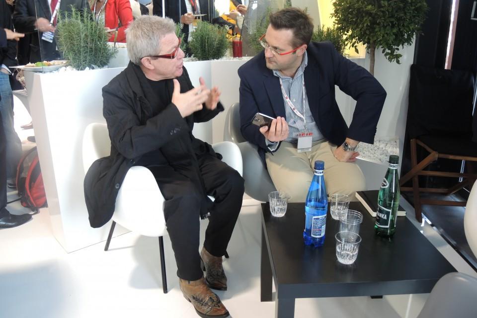 ZŁOTA 44 dobrze przyjęta w Cannes