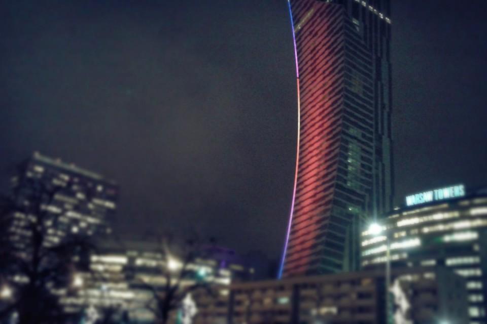 Warszawa w świątecznym blasku