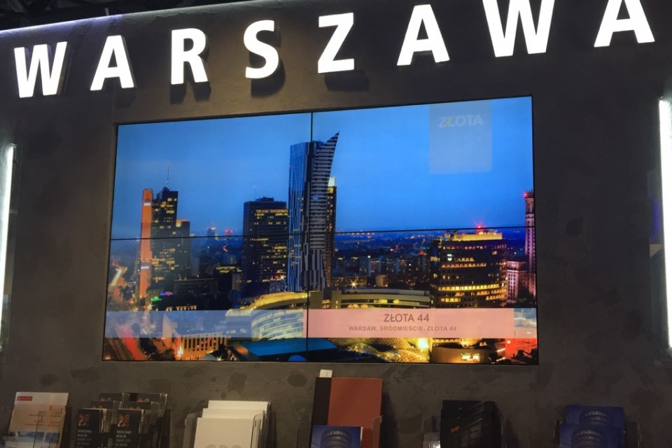 Grow with Warsaw – Polish capital at the MIPIM 2016 show
