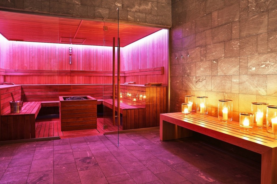 Saunas: time-honoured tradition of wellness at ZŁOTA 44